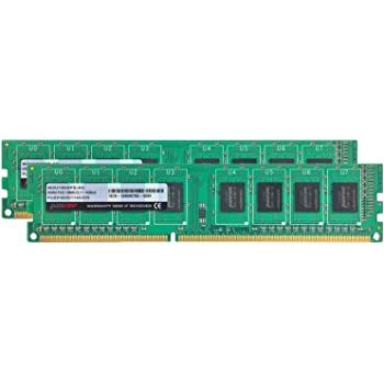 CFD販売 デスクトップPC用 メモリ PC3-12800(DDR3-1600) 8GB×2枚 240pin DIMM (無期限保証)(Panram) W3U1600PS-8G