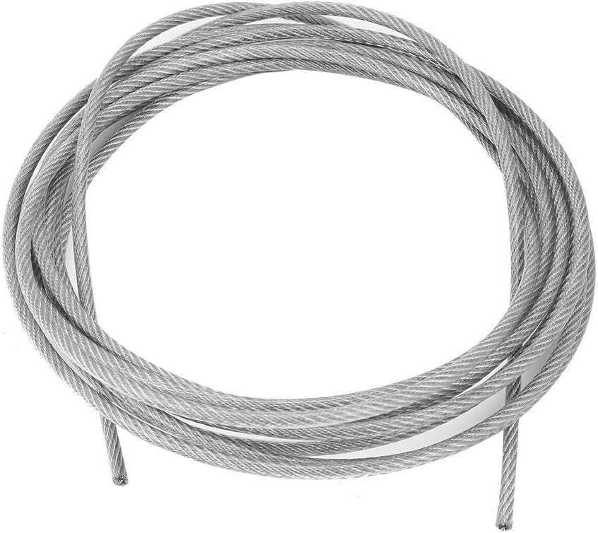 jard/ín 10 m ropa de varios colores multifuncional Cuerda trenzada de nailon resistente para camping Clothesline Rope