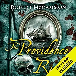 The Providence Rider cover art