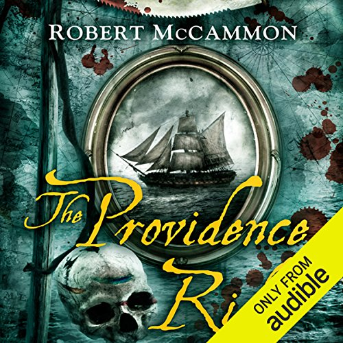 The Providence Rider audiobook cover art