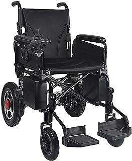 Inicio Accesorios Ancianos Discapacitados Silla de ruedas eléctrica plegable Sillas de ruedas motorizadas ligeras Scooter de movilidad Conveniente para uso doméstico y al aire libre Ancho del asien