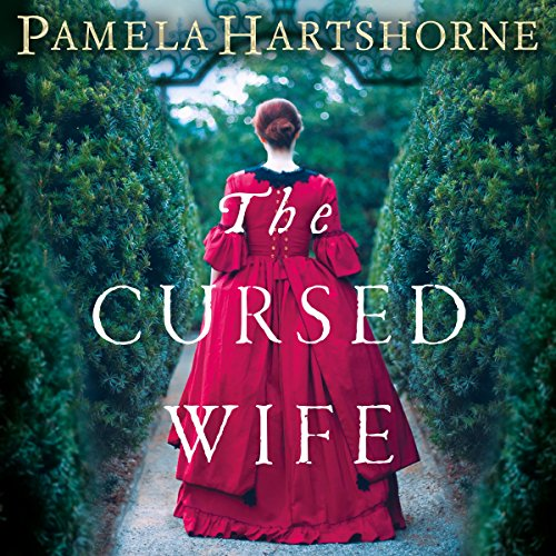 The Cursed Wife audiobook cover art
