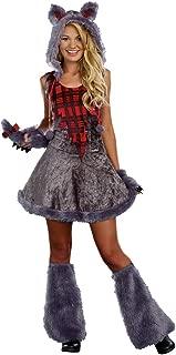 sassy werewolf costume