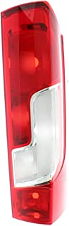 2014 on LL4147 Chassis Cab Van Demon Left Hand Rear Lamp with Bulb Holder for Citroen Relay