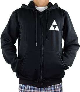Unisex The Legend of Zelda Hooded Sweatshirt Zip Hoodie