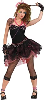 Women's 80's Diva Costume