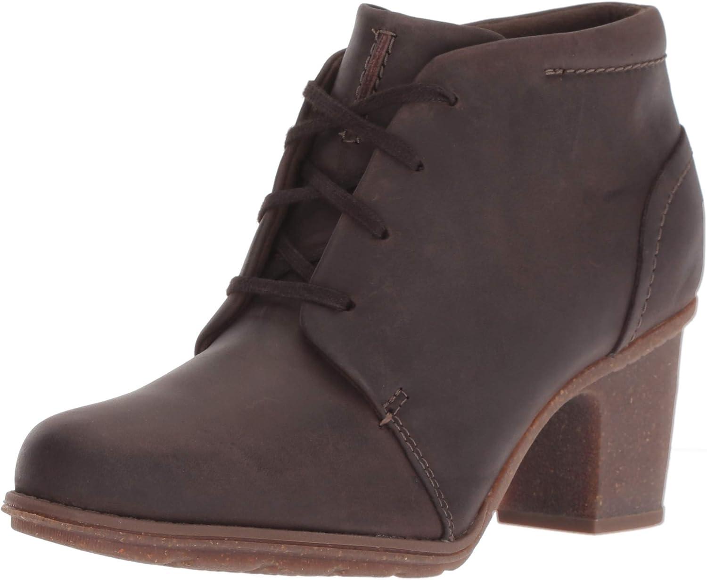 Clarks Women's Sashlin Sue Ankle Boot