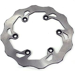 Schnell Pro 220mm Edelstahl hinten Bremsscheibe Rotor für Yamaha WR125WR200WR250WR500DT200DT230HRD TT250R TT600R TTR250YZF R11000WR500yz400K
