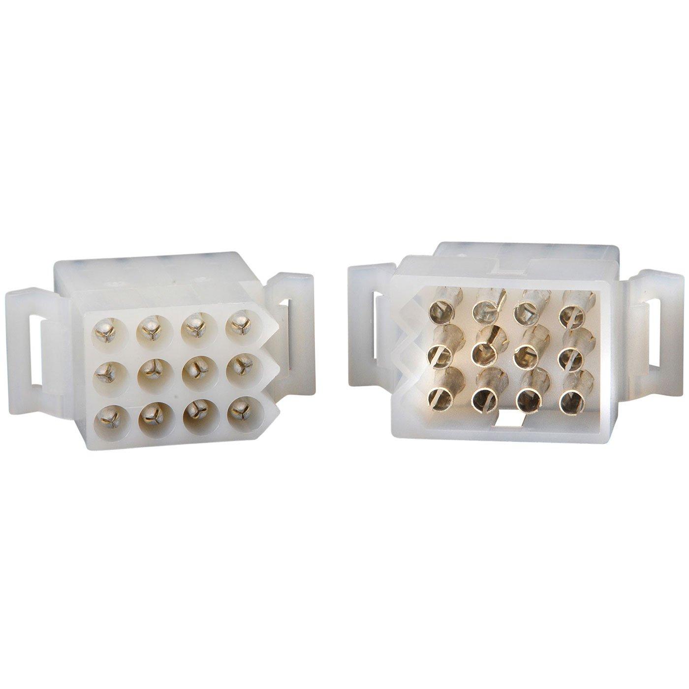 molex connectors amazon com 12 Pin Molex Wiring Diagram