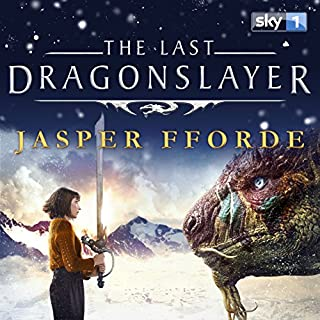 The Last Dragonslayer cover art