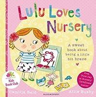 Lulu Loves Nursery by Camilla Reid(2014-02-18)