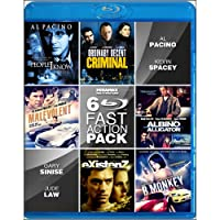 8-Film Fast Action [Blu-ray]
