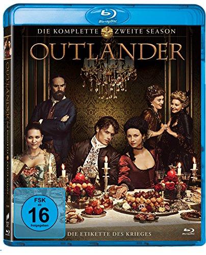 Outlander - Die komplette zweite Season [Blu-ray]