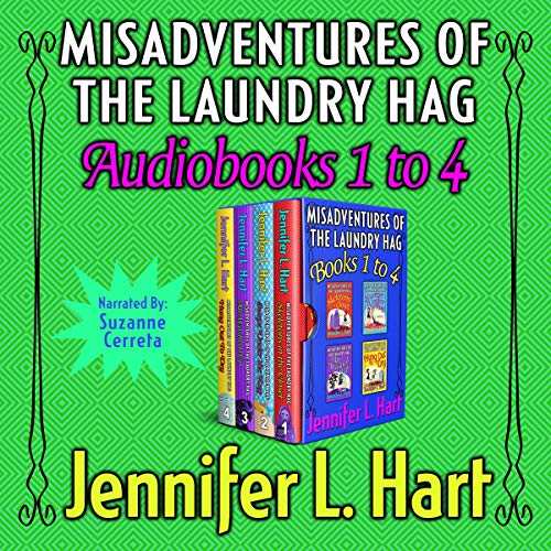 Misadventures of the Laundry Hag Box Set: Books 1-4  By  cover art