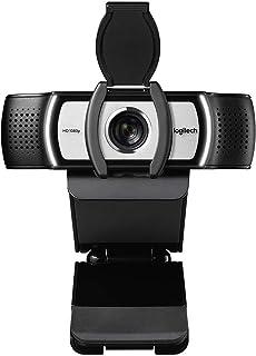 Logitech C930c Webcam Full HD 1080P Ultra Wide Angle for PC or Mac
