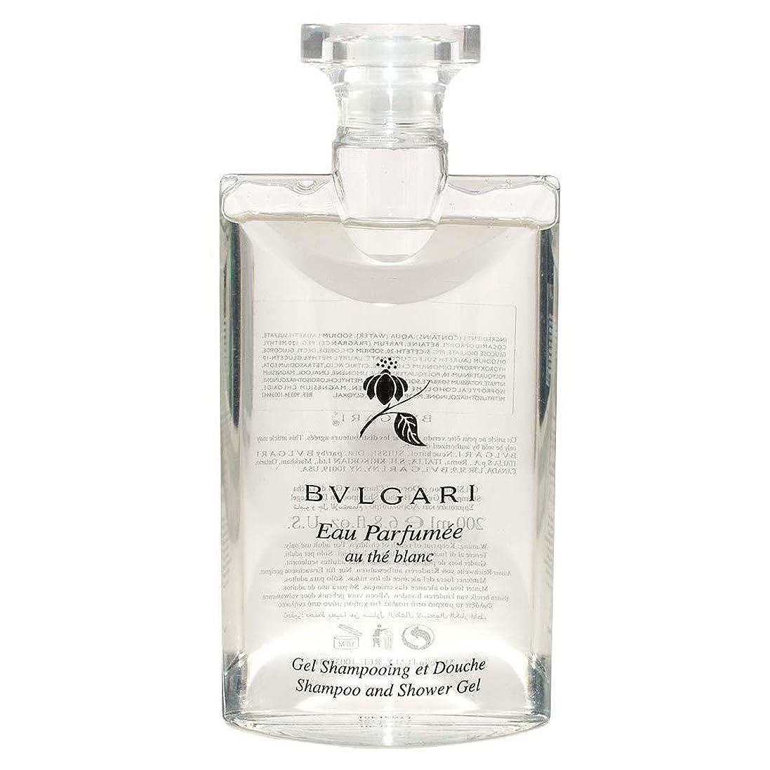 ラフレシアアルノルディ繁殖ラウンジBvlgari Eau Parfumee Au The Blanc (ブルガリ オー パフュ-メ オウ ブラン) 2.5 oz (75ml) シャンプー