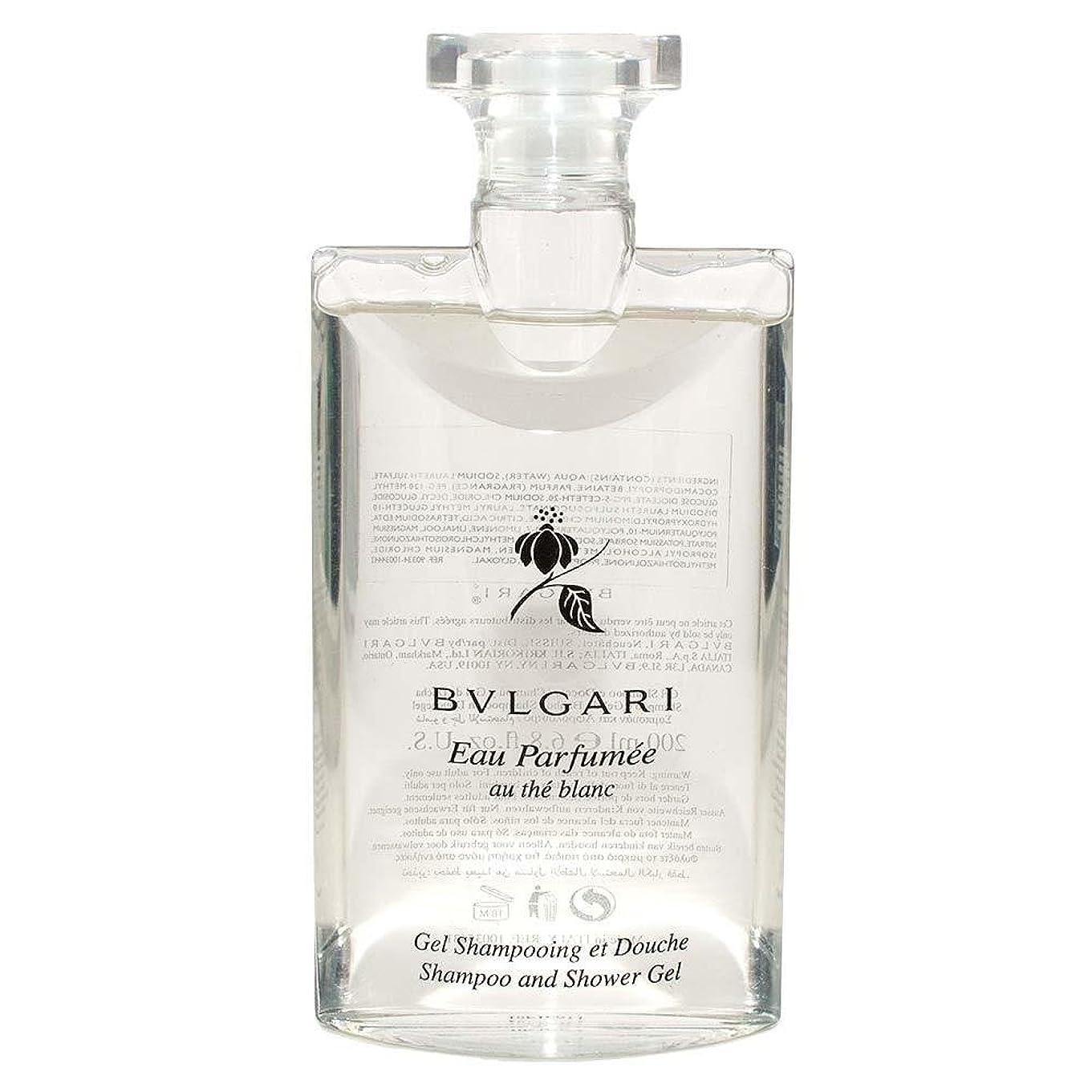 ボックスセントを通してBvlgari Eau Parfumee Au The Blanc (ブルガリ オー パフュ-メ オウ ブラン) 2.5 oz (75ml) シャンプー