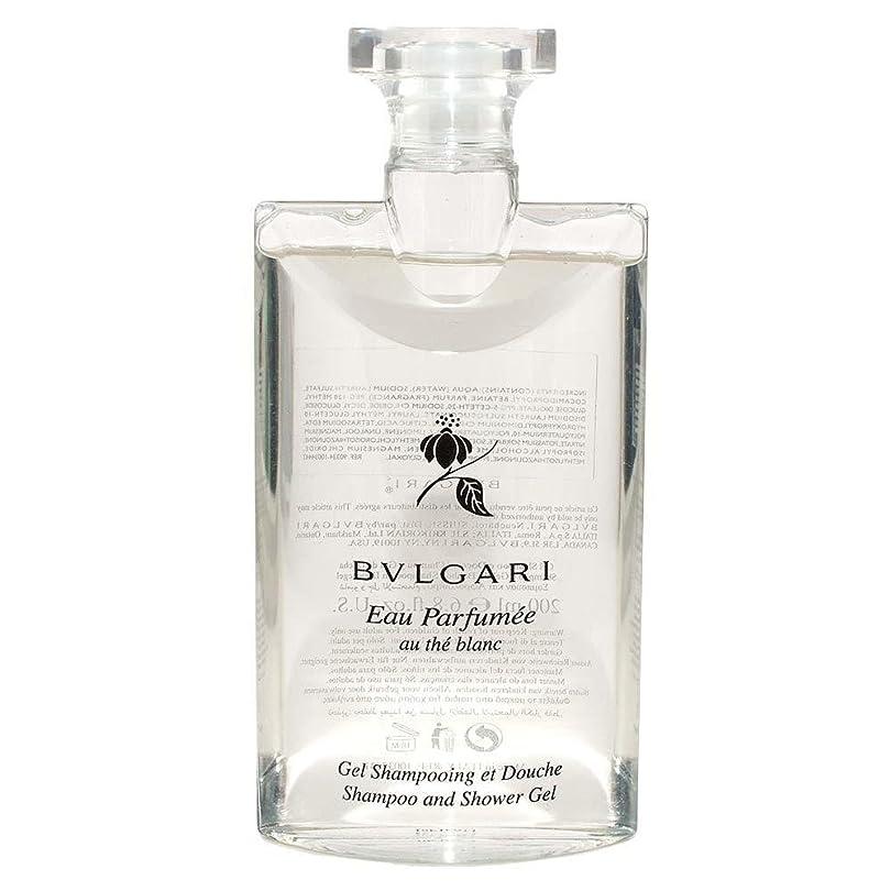 発信呪われた炭素Bvlgari Eau Parfumee Au The Blanc (ブルガリ オー パフュ-メ オウ ブラン) 2.5 oz (75ml) シャンプー