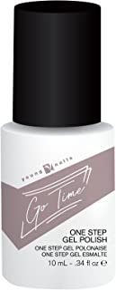 Young Nails Go Time Gel Polish 'Romance VS Reality' 0.34oz, A Lavender Grey Color