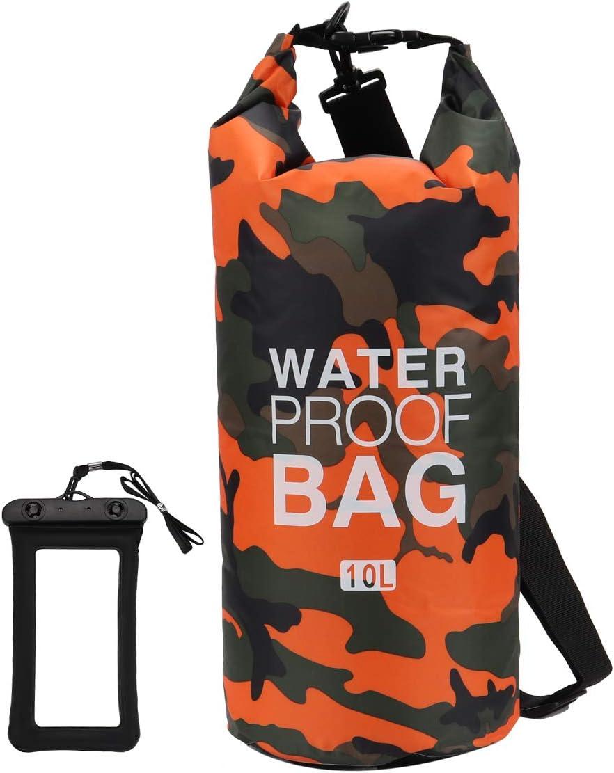 Loovit Waterproof Dry Bag 2L 5L 10L 30L Top K 20L 2021 15L Sack San Antonio Mall Roll