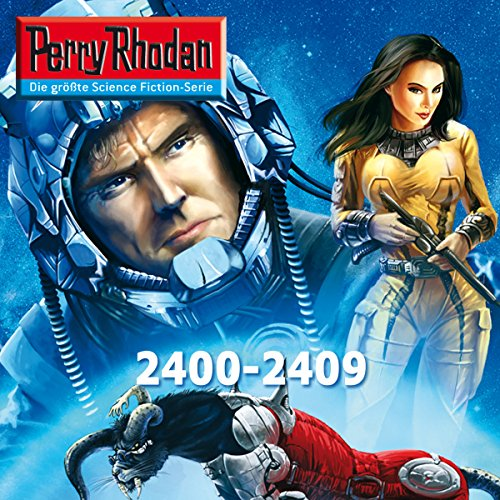 Perry Rhodan, Sammelband 1 audiobook cover art
