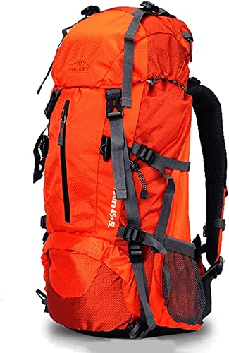BAIJJ Sac à Dos Sac de Sport pour Alpinisme en Plein air Sac à Dos de randonnée pour Sport Unisexe Sac à Dos Multifonction Capacité 40L   50L   60L
