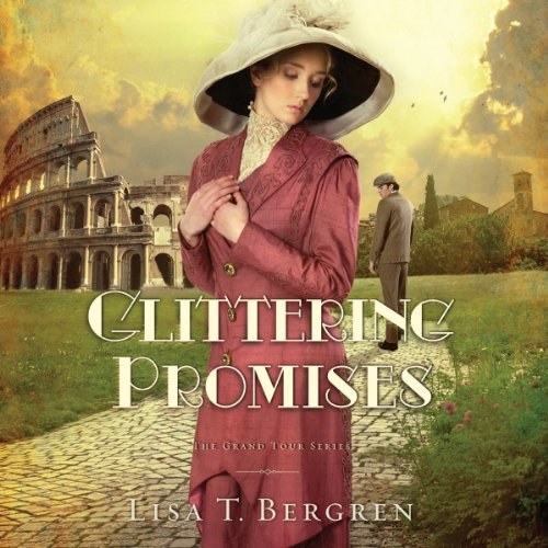 Glittering Promises audiobook cover art