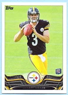Landry Jones 2013 Topps Rookie #433 - Pittsburgh Steelers