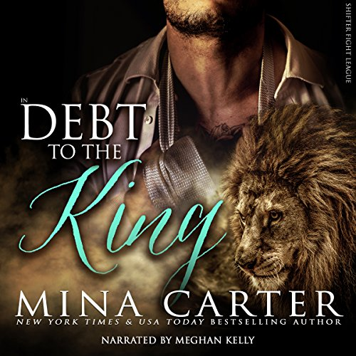 In Debt to the King audiobook cover art