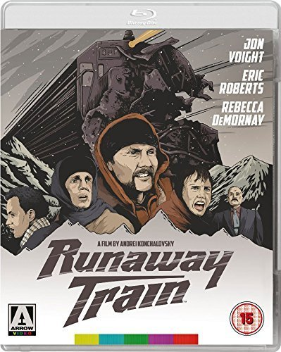 Runaway Train [Blu-ray] [UK Import]