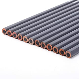 Charcoal Pencil, Drawing Pencil, 12Pcs for painter Schoool
