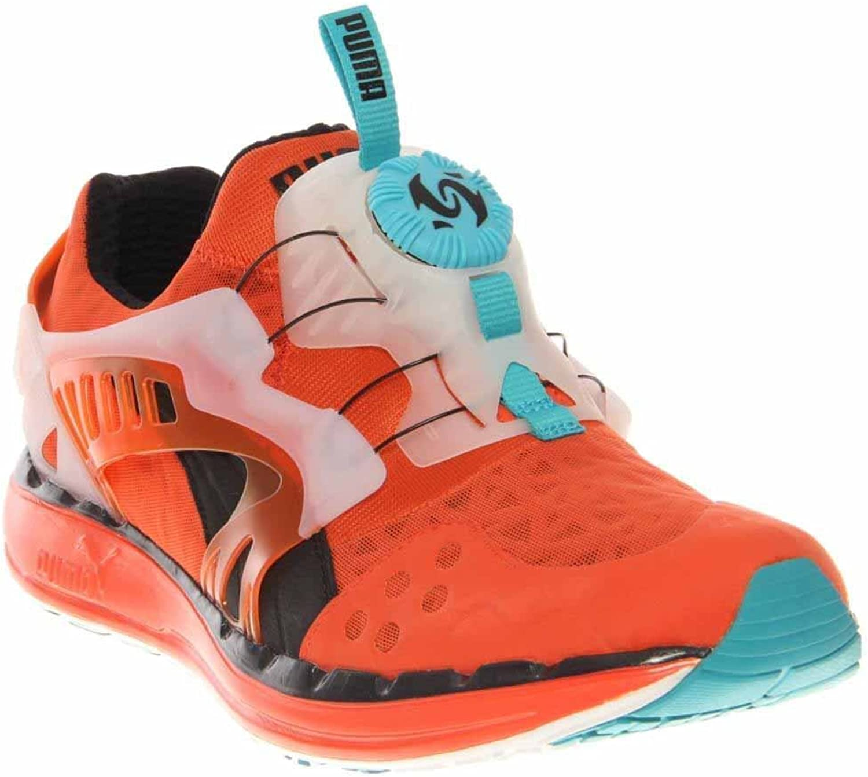 PUMA Mens Future Disc Lite T Sneakers