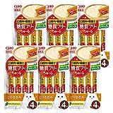 【Amazon.co.jp限定】 チャオ (CIAO) キャットフード 糖質フリーちゅ~る とりささみ 14g×4本×6袋パック
