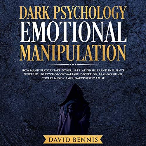 Dark Psychology Emotional Manipulation Titelbild