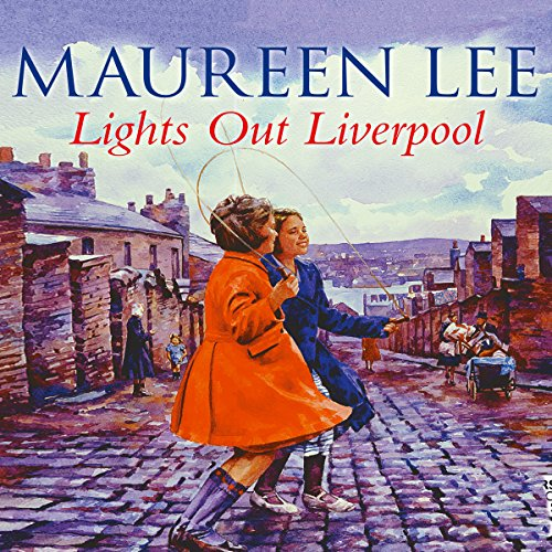 Lights Out Liverpool audiobook cover art