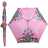 LOL Surprise Kids Umbrella with Clamshell Handle