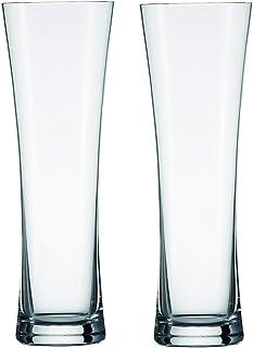 ショット・ツヴィーゼル(SCHOTT ZWIESEL) ビールグラス クリア 451ml BEER BASIC ヴァイツェンS/ピルスナー P115270 2個入