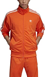 adidas Men Originals Firebird Track Jacket Orange ed6074