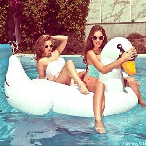 cómodamente BEIMEI BEIMEI BEIMEI Flotador para piscina para adultos - Balsa inflable para nadar - Flotador para piscina diverdeido, resistente y duradero - Estilos y Colors únicos - Vinilo tratado con UV - Juguete de agua para  solo cómpralo