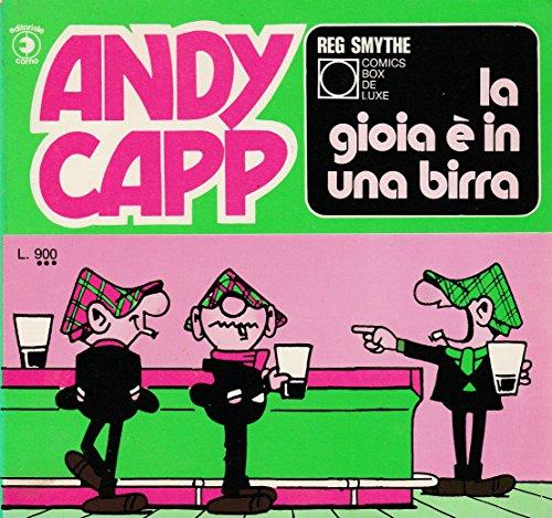 ANDY CAPP 7 LA GIOIA E' IN UNA BIRRA