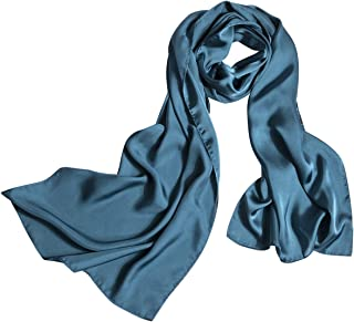 M.Picchu, polyester silk scarfs, silky scarf different occasions, lightweight pashmina wrist head scarves