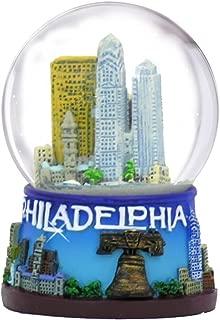 Philadelphia Snow Globe 45MM, Philadelphia Snow Globes, Philadelphia Souvenirs, Philadelphia Gifts