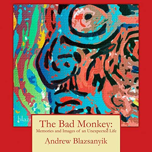 The Bad Monkey audiobook cover art