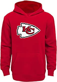 Outerstuff NFL Boys Youth 8-20 Team Color Primary Logo Prime Pullover Fleece Hoodie Sweatshirt