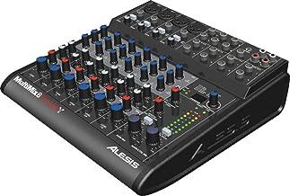 Alesis MultiMix 8 FireWire 8-Channel Analog Mixer