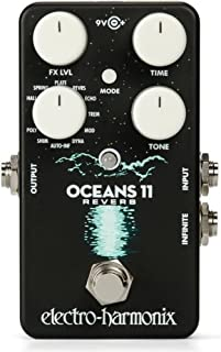 Electro Harmonix Oceans 11 Reverb Pedal