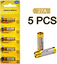 LiCB 27A 12V Alkaline Battery (5PCS)