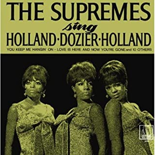 Supremes Sing Holland-Dozier-Holland