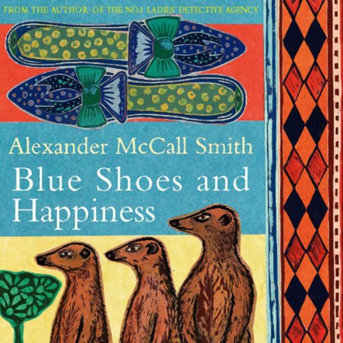 Blue Shoes and Happiness cover art