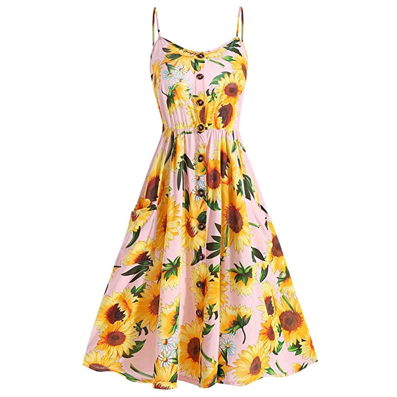 Lljin Fashion Womens Crochet Lace Backless Mini Slip Dress Camisole Sleeveless Dress (Pink 4, S)